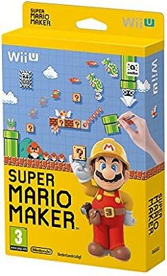 Nintendo Super Mario Maker Wii U DUT - Juego (Wii U, Descarga, Plataforma, Nintendo, 11/09/2015, Básico): Amazon.es: Videojuegos