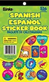 Best Eureka Books 3 Year Olds - Eureka Spanish Sticker Book Review