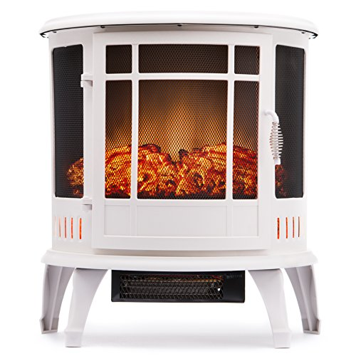 vent free gas fireplace corner - 7