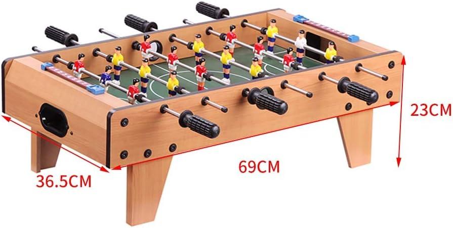 Futbolines Mesa De Futbol Juegos De Futbol Tablero De Fibra De ...