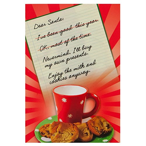 Old Glory - Buy My Own Christmas Card (Old Glory Stationery)