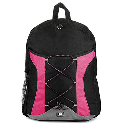 Nylon Athletic Backpack fits Tablets and Laptops up to 15.6 inch