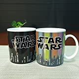 Dodjivi Star Wars Lightsaber Coffee Mug Heat Change Mug The Force Awakens With Heat