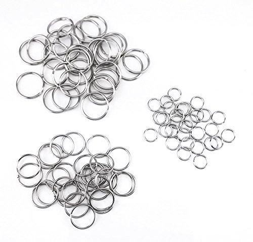 15 mm split rings - 5