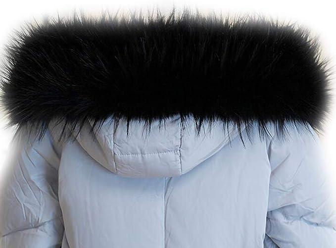 Faux Fur Trim Wrap Coat