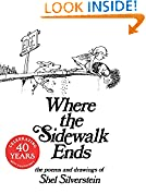 #8: Where the Sidewalk Ends: Poems and Drawings