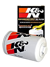 K&N HP-4001 Performance Wrench-Off Oil Filter