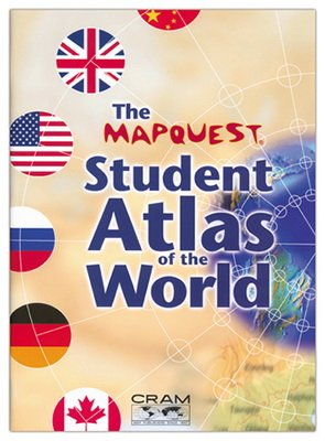 Mapquest Student Atlas - THE MAPQUEST STUDENT ATLAS OF THE W