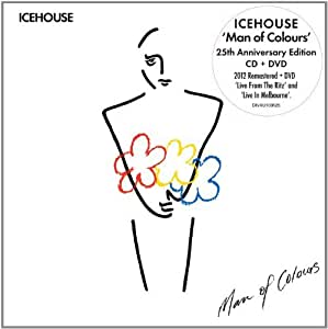 Man of Colours, 25th Anniversary Edition by ICEHOUSE (2012-07-24)