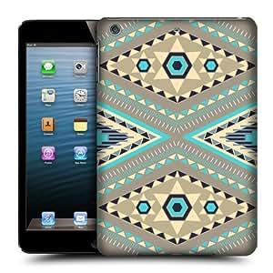 Head Case Eye Geometric Tribal Back Case For Apple iPad mini with Retina Display