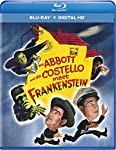 Cover Image for 'Abbott and Costello Meet Frankenstein (Blu-ray + DIGITAL HD with UltraViolet)'