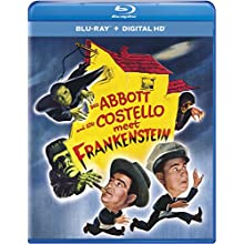 Abbott and Costello Meet Frankenstein [Blu-ray] (1948)