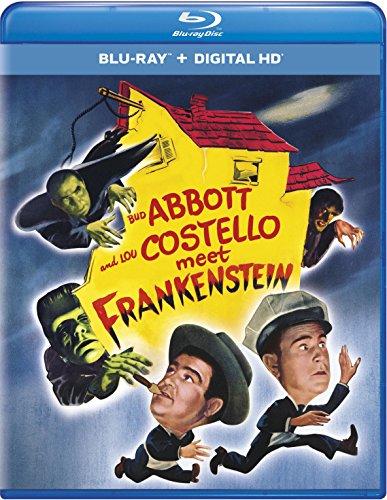 - Abbott and Costello Meet Frankenstein [Blu-ray]