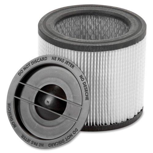 Wholesale CASE of 10 - Shop-Vac Ultra-Web Wet/Dry Reg. Cartridge Filter-Cartridge Filter, Ultra Web, Regular, Nanofibers, BE/BK