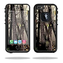 Mightyskins Protective Vinyl Skin Decal Cover for Lifeproof iPhone 6/6S Case fre Cover wrap sticker skins Tree Camo