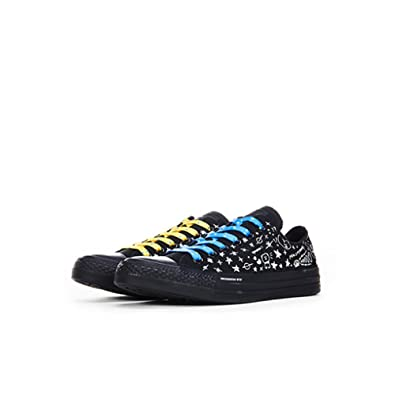 b0d31ff73c498f BT21xConverse Collarboration Chuck Taylor All Star Low Black (Limited) (US  5.5)