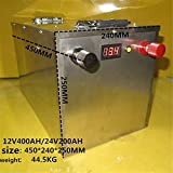 Lifepo4 100ah 200ah 300ah 400ah 12V Lithium ion