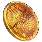 wagner fog light - Wagner Lighting FOG LAMP SEALED BEAM 4415A Lighting Fog Lamp Repl. Beam RED Amber 4 1/2 in 65-98 FL, FLT, FLST AMBER - TB4415A0013