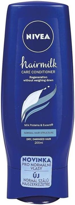 Nivea Hairmilk Conditioner 200 ml / 6.8 fl oz