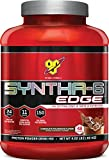 BSN SYNTHA-6 EDGE Protein Powder, Whey Protein, Hydrolyzed Whey, Micellar Casein, Milk Protein Isolate, Flavor: Chocolate Milkshake, 48 Servings