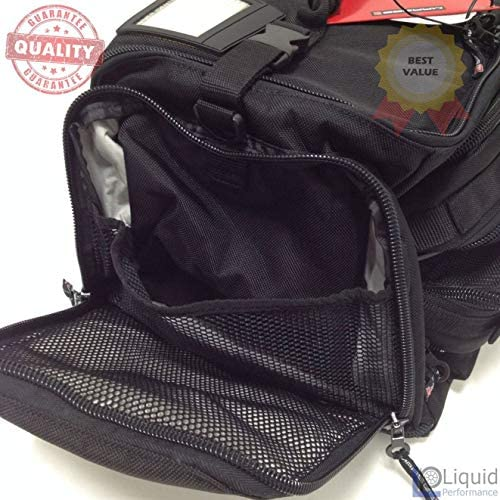 BEST QUALITY Motorcycle Luggage MAR-50ZB Marsee 50L Zipp Bag Universal Fit