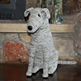 Home Accents/Decor - Dogs - Rover Handmade Paper Dog - Eco Friendly (17'' tall - 8'' wide - 15'' long plus tail)