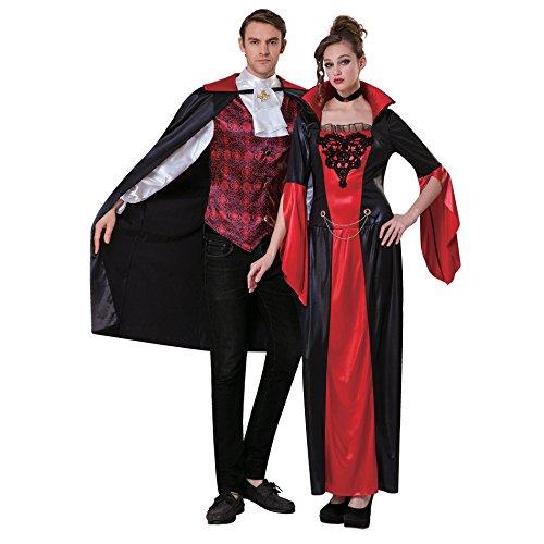Gothic Vampiress Halloween Costume (Gothic Vampiress Halloween Costume)