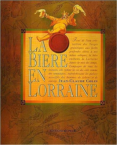 Téléchargement La Bière en Lorraine pdf epub