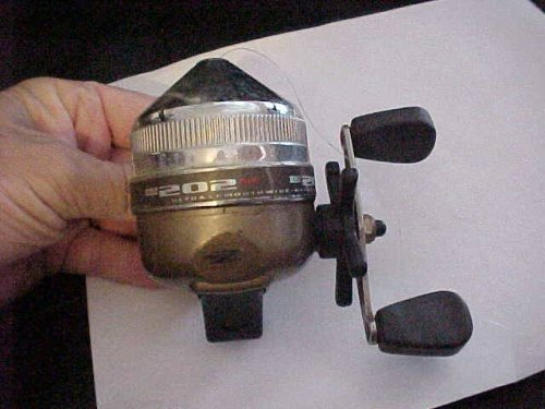 Zebco 202 Se Fishing Reel For Sale