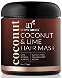 Artnaturals Coconut Lime Hair Mask, 8 Ounce