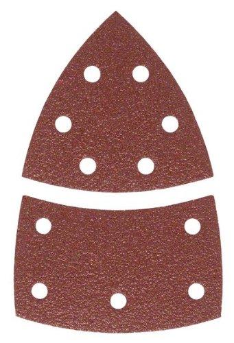 3 opinioni per BOSCH 10 Fogli Abrasivi 100x160mm Per Levigatrice Palmare 11fori Grana 40
