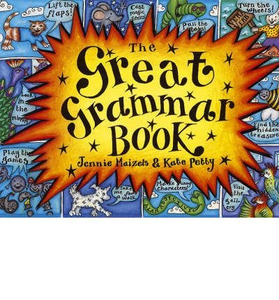 TheGreat Grammar Book by Petty, Kate ( Author ) ON Sep-05-1996, Hardback