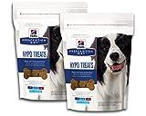 Hill's Pet Nutrition 2 Piece Prescription Diet Hypoallergenic Dog Treats Bag, 12 oz.