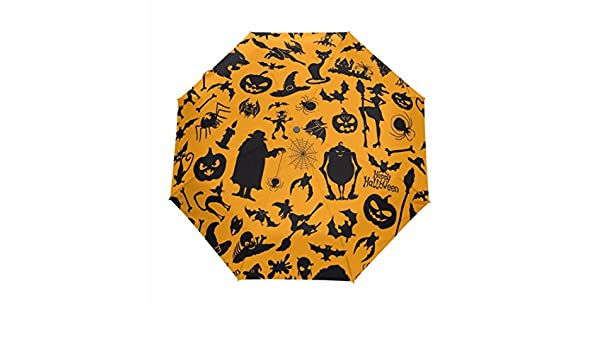 Amazon.com : Anti UV Paraguas o Plegable Windproof Regenschirm Yellow Paraguas Plegable 3 Foldable Custom Umbrella Sun Travel Custom Umbrella : Garden & ...