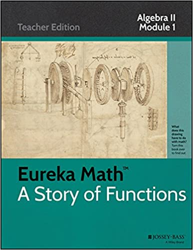 Amazon.com: Eureka Math, A Story of Functions: Algebra II, Module ...