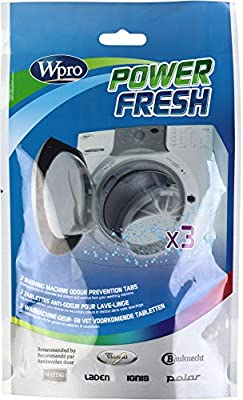 Wpro AFR300 Power Fresh - Pastillas limpiadoras para Lavadora ...