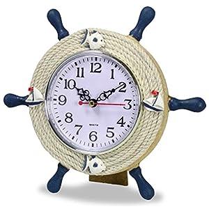 51o8Th4NNjL._SS300_ Nautical Themed Clocks