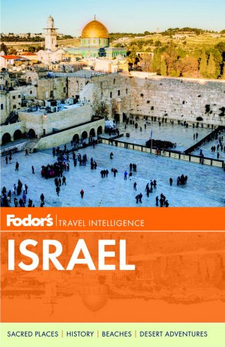 Price comparison product image Fodor's Israel (Full-color Travel Guide)