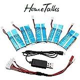 Hometalks® Syma x5C / X5SC / X5SW 1 Per 4 3.7V 600MAH Aggiornamento Batteria Set di 5