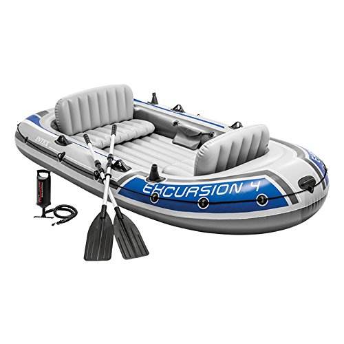 Top 8 Best Inflatable Boat Sets In 2019 Closeup Check
