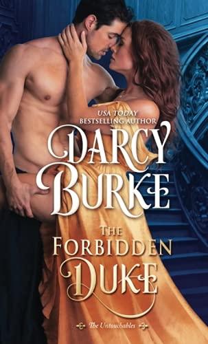book cover of The Forbidden Duke
