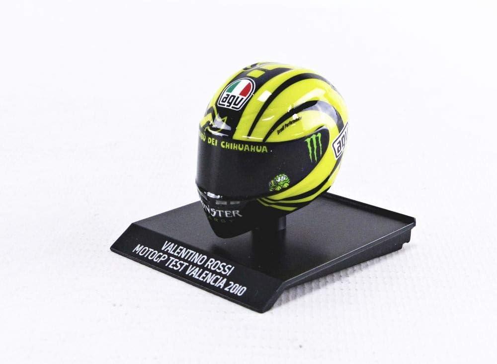 Minichamps 315100066 - Casco Valentino Rossi Motogp 2010 Ducati ...