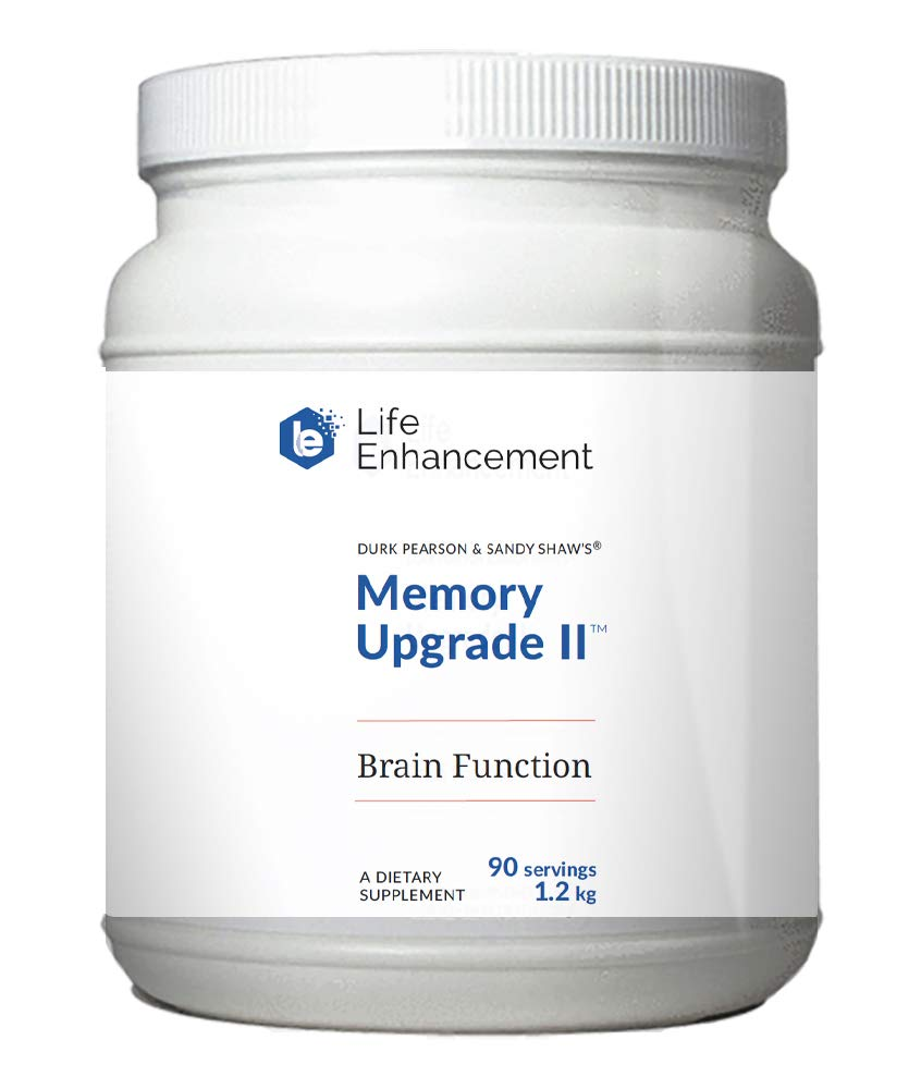Memory Upgrade, 1.3 lb (600 g) by Life Enhancement