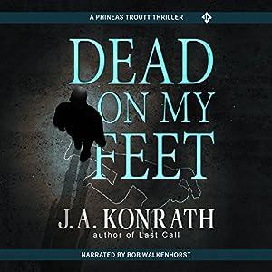 Dead on My Feet Audiobook