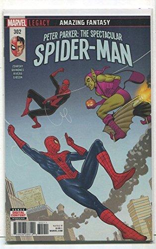 Peter Parker : Spectacular Spider-Man #302 NM Legacy Amazing Fantasy Marvel CBX100
