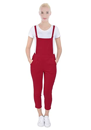 804e2c72e25 Amazon.com  PattyCandy Womens Jumpsuit Overalls with Fitted Capri Pants Ugly  Christmas Soft Onesie One Piece Pajamas Jumpsuit  Clothing