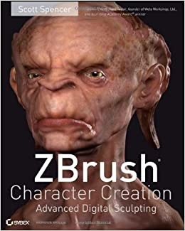 Buy ZBrush Character Creation: Advanced Digital Sculpting