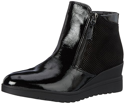 Ara Ladies Prag-st Boots Black (nero)