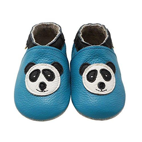 6c99d5d6359ea YIHAKIDS Chaussures Premiers Pas Bébé Fille Garçon Chaussures Cuir Souple  Enfant Chaussures ...