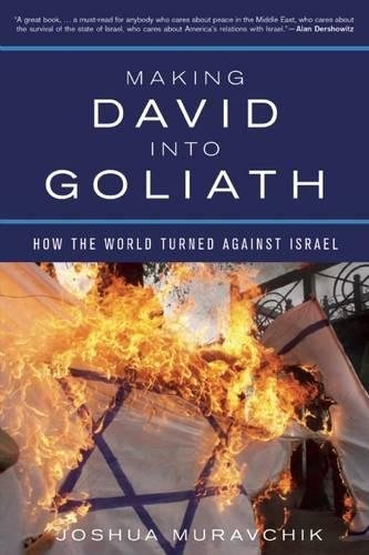 Making David into Goliath: How the World Turned Against Israel PDF